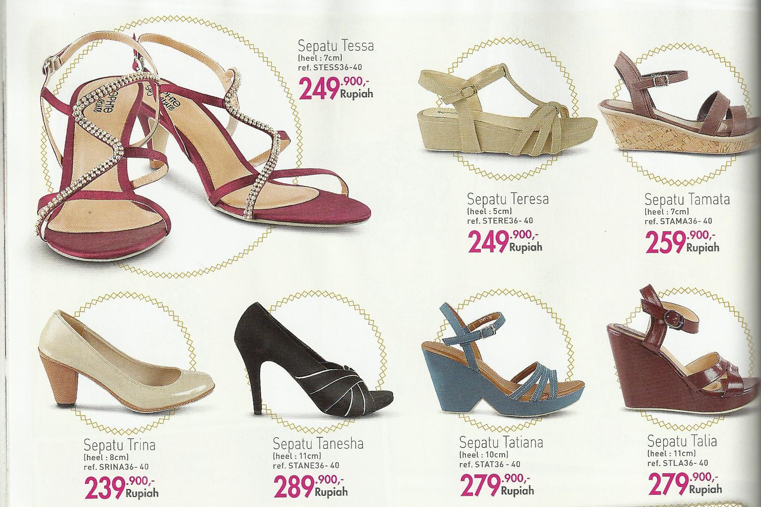 Sepatu Cewek | sophieindonesiaonline
